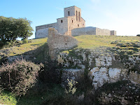 Restes del Castell de Tagamanent