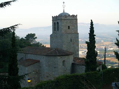 Sant Esteve del Coll