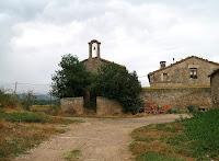 La Taiadella amb la seva capella