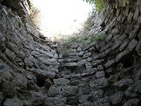 Dins la torre del Castell