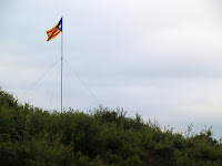 El cim del Serrat de la Madrona
