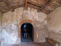 Porxo de Sant Miquel de Fonogedell
