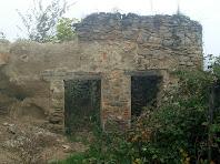 Restes de la Casa Nova de Dalt