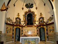 Interior del Santuari del Vilar