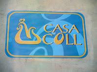 Cartell de Casa Coll