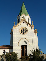 Frontal del Santuari de Puig Agut