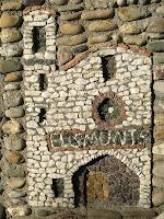 Representació del Santuari dels Munts al Lluçanès