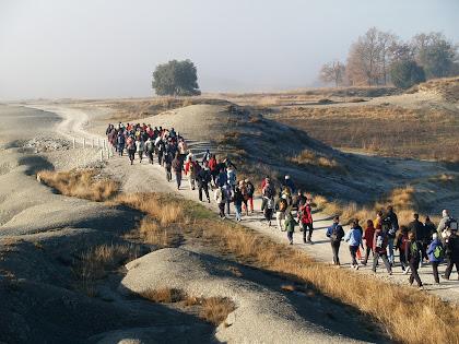 Marxant del Santuari de Puig Agut