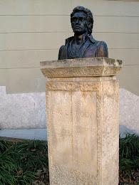 Bust de Bac de Roda a la Placeta del Rei