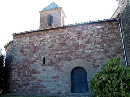 Església de Sant Iscle i Santa Victòria de Bages