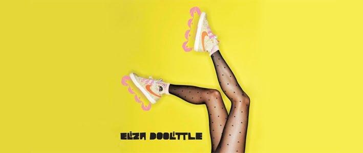 Eliza Doolittle Rollerblades