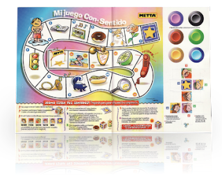 Libro de actividades y juegos los 5 sentidos for Mural de los 5 sentidos