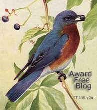 An 'Award Free' blog