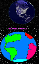 Planeta Terra- Cuide Para Não Acabar!