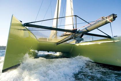 Catamaran Tech