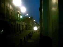 Callejon de Manzanares