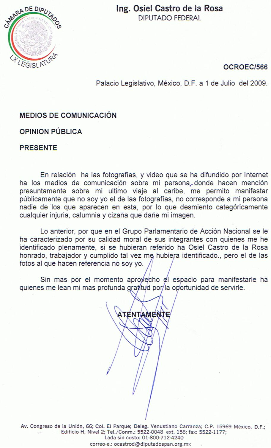 Diputados  Mexicanos trabajando Ociel+castro+de+la+rosa