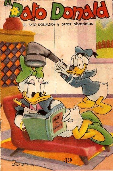 Revistas Pato Donald segunda epoca