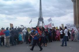 Paris vu par Sofien : Trocadéro
