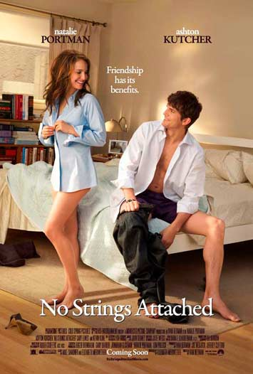 You are about to Watch No Strings Attached Movie