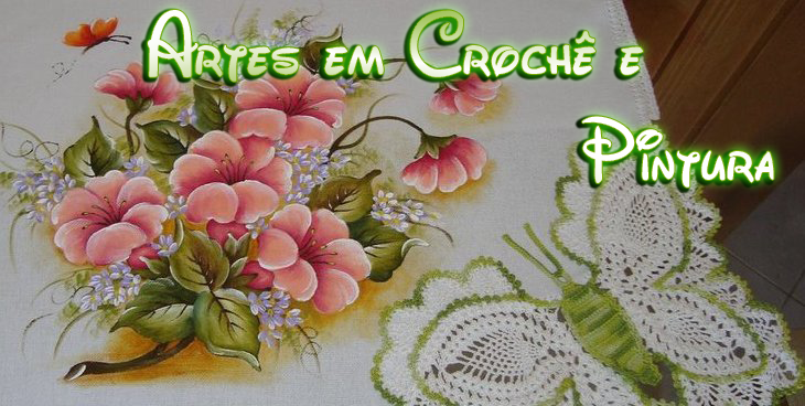 Artes em Croch e Pintura