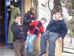 საგურამოს ბავშვთა სახლის აღსაზრდელები
