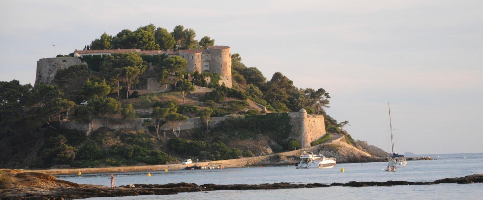 Fort de Brégançon, Sarkozy's summer residence