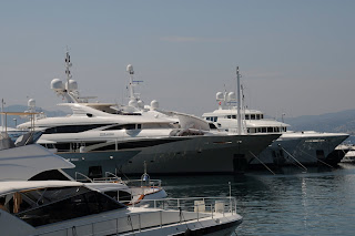 Boats in Port Canto, Cannes