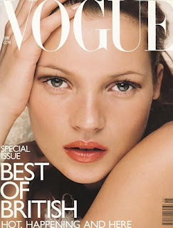 Vogue magazine, Best of British issue