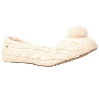 John Lewis bobble slippers