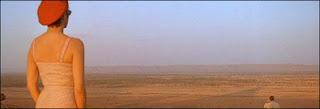 The Sheltering Sky, Morrocan desert