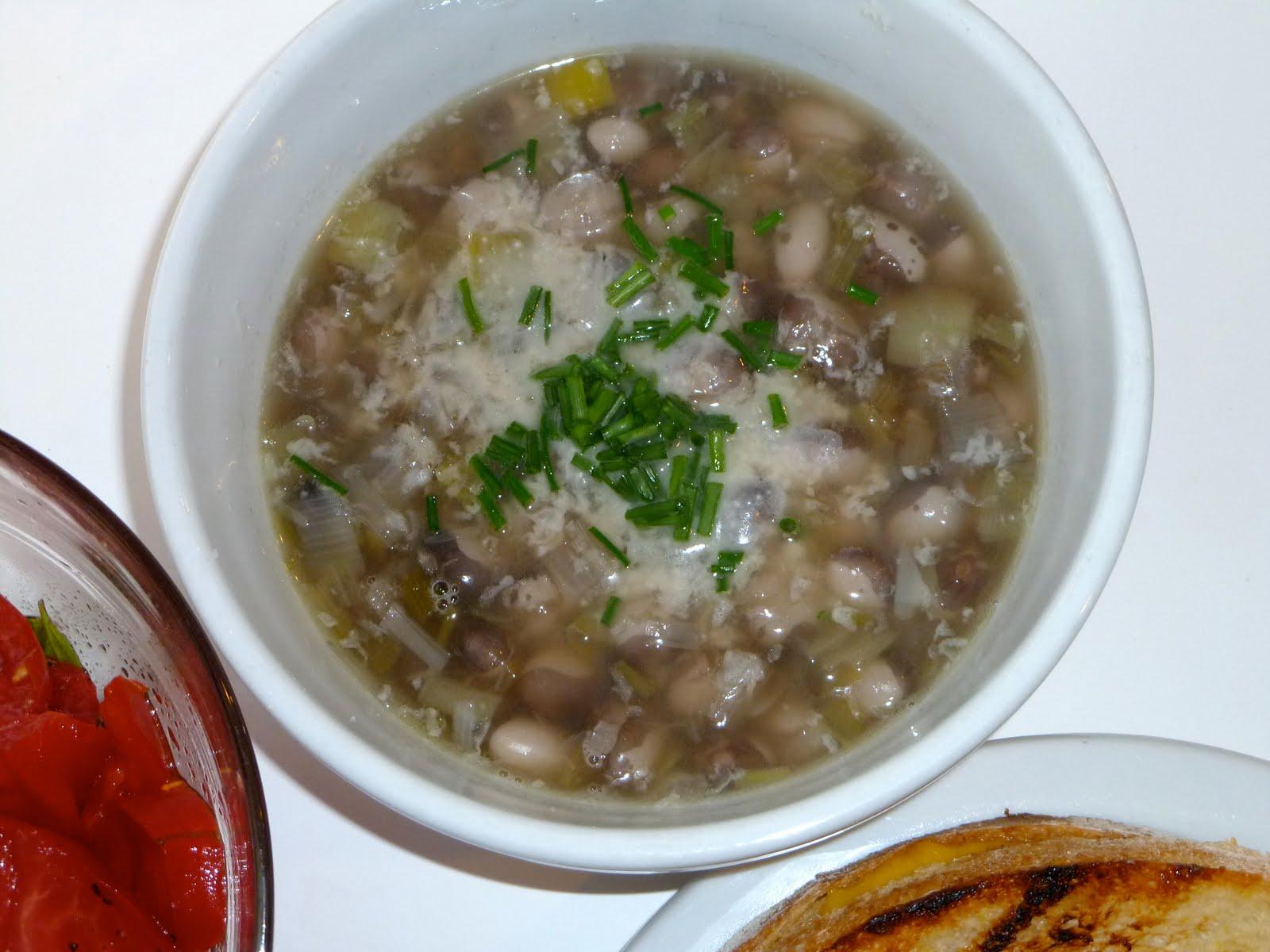 Fairmount Neighborhood Farmers Market: Calypso Bean Soup
