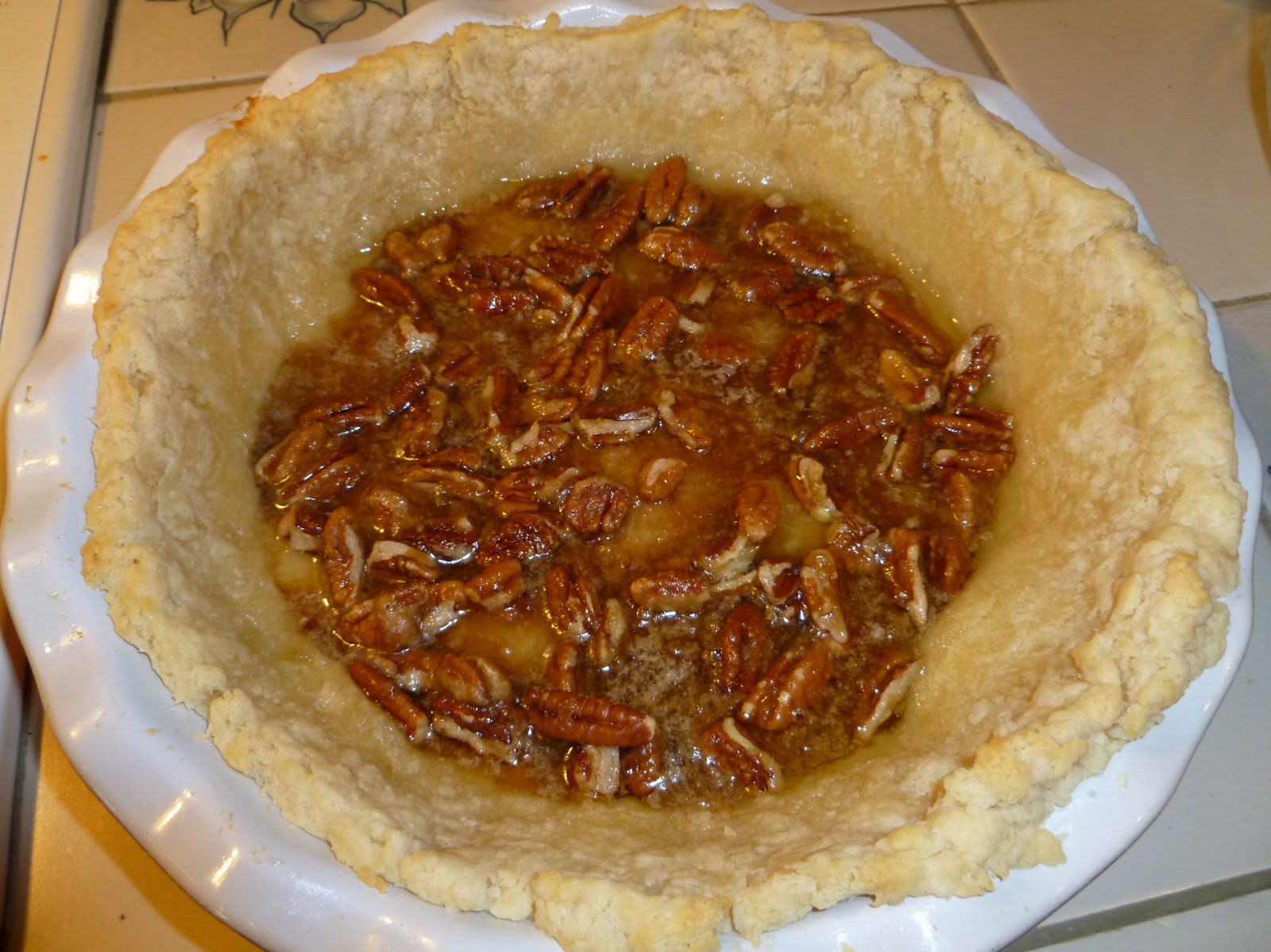 Fairmount Neighborhood Farmers Market: Pumpkin Pecan Praline Pie