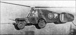 Hafner Rotorbuggy (WW2)