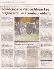 Nota en Zonal Clarín