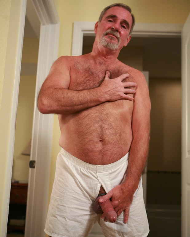 Daddy in Boxers