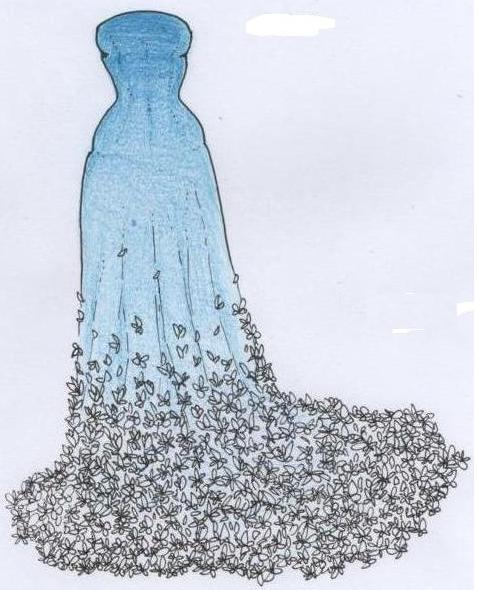 spesso Il Disegno: La passione di disegnare abiti EN88