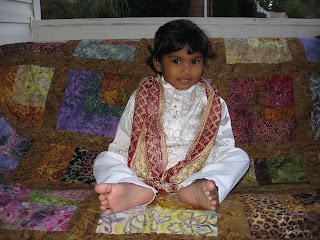 Grown by Adoption: Indian Baby