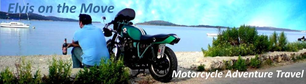 Elvis on the Move - Motorcycle Adventure Travel