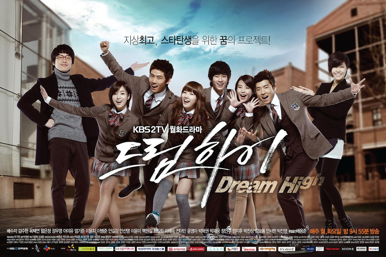 Bae Yong Joon  Dream_High_Poster