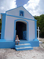 chapelle notre dame du calvaire la désirade
