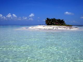 L'ilet Caret, une merveille de sable blanc