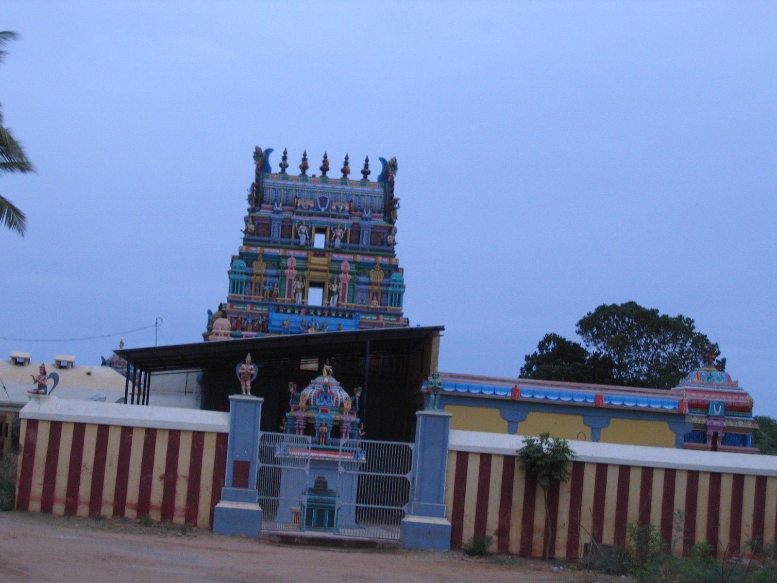Sri Purushothama Perumal Temple (ThiruVan Purshothamam), Seerkazhi - Divya Desam 32