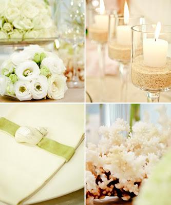 tiffany blue and champagne wedding