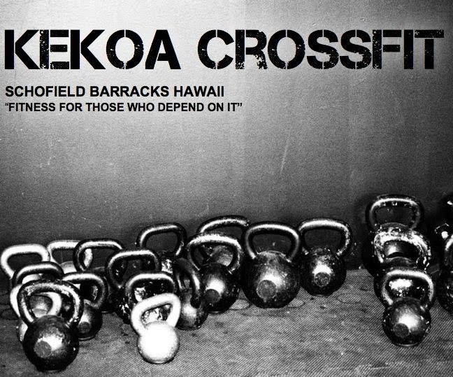 KeKoa CrossFit Schofield Barracks
