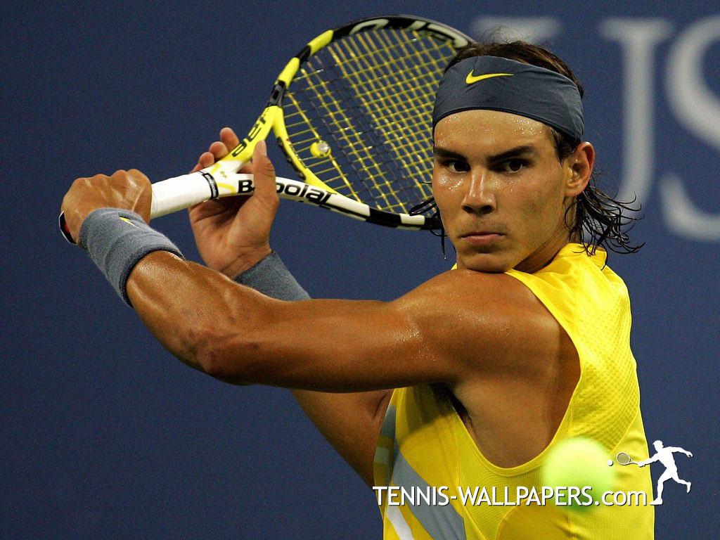 TENNIS PLAYERS WALLPAPERS: Rafael Nadal Wallpapers
