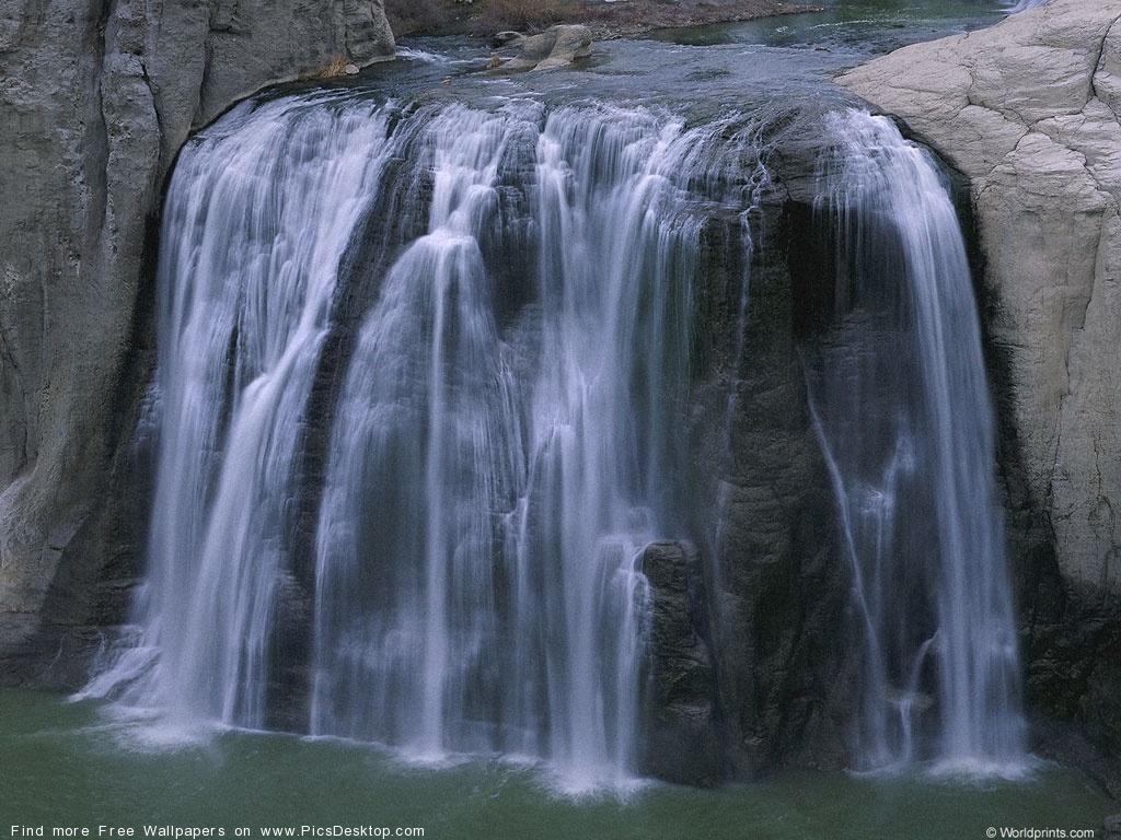waterfalls wallpapers most beautiful - photo #24