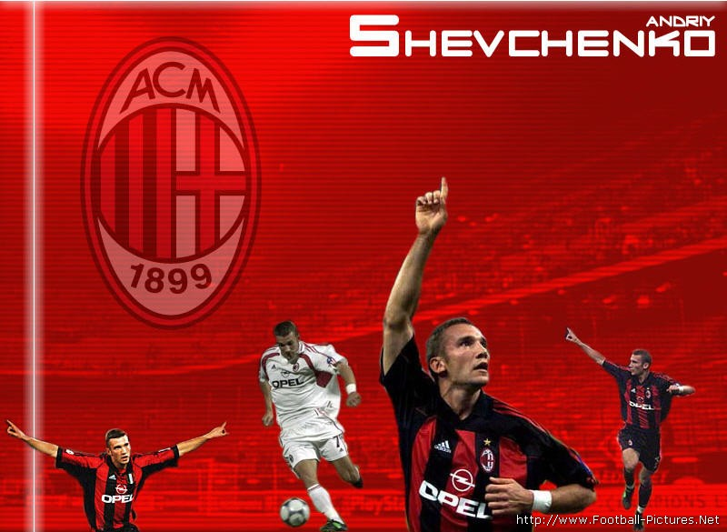 Andriy Shevchenko Wallpapers Images Photos Pictures Backgrounds