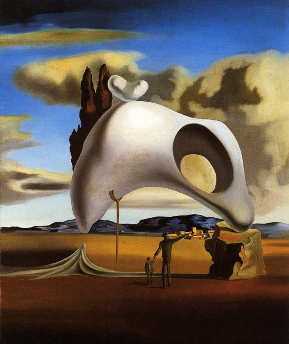 Paintings salvador dali paintings for All of salvador dali paintings