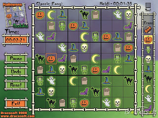 printable Halloween Sudoku